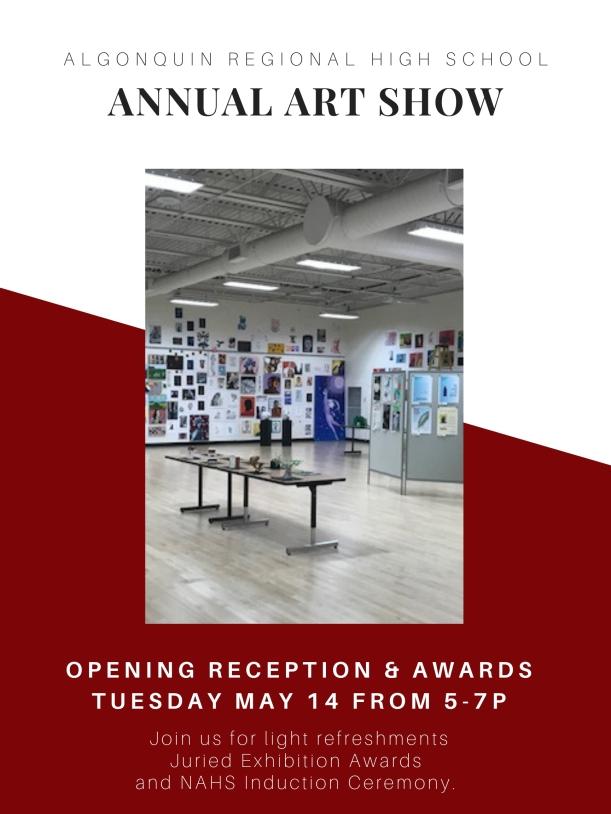 2019 Spring Art Show